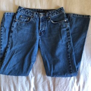 Buffalo David Britton Button fly Jeans Size 27 EUC